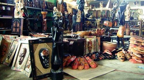Wisata belanja Di Lombok