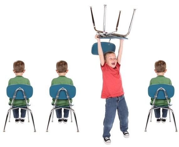Anak Hiperaktif Belum Tentu Menderita ADHD