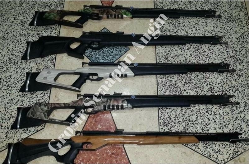 senapan gejluk terbaru