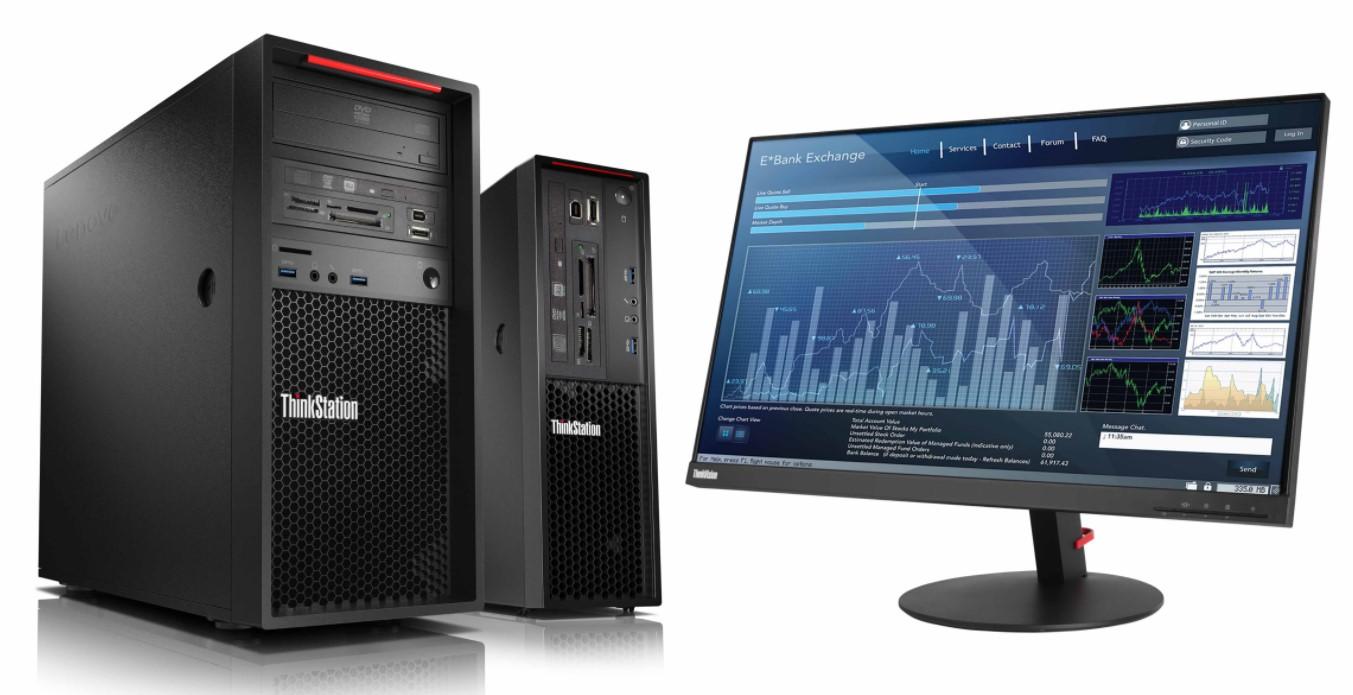 jual harga Workstation Lenovo